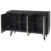 Step And Repeat Ebonised Cabinet