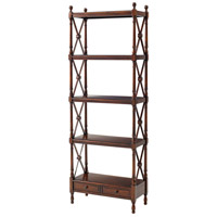 Theodore Alexander 6300-008 Grand Tour 61 X 22 X 10 inch Etagere