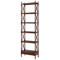A Display from the Regency 74 X 22 X 10 inch Etagere