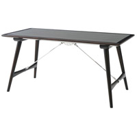 Helm 62 inch Ebonised Writing Table