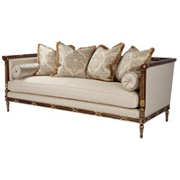 Theodore Alexander A480-90 The Regents Visit II Sofa