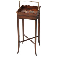 The Georgian 12 X 12 inch Butlers Serving Table