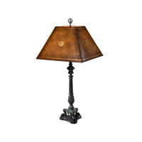 Althorp Living History 34 inch 75 watt Bronze Table Lamp Portable Light