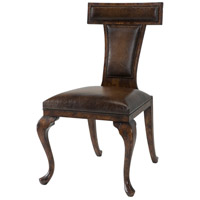 Queen Annes Victory Reclaimed Oak Veneer Seating Home Decor