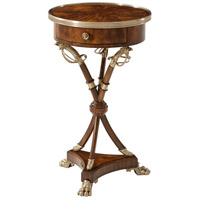 Theodore Alexander AL50079 Admiralty 28 X 17 inch Lamp Table