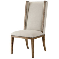Theodore Alexander CB40016.1AVE Shard End Echo Oak Dining Chair