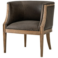 Orlando Echo Oak Upholstered Chair