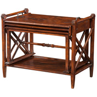 Theodore Alexander CB50007 A Rustic Ideal 29 X 24 inch Nest of Tables alternative photo thumbnail