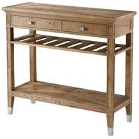Ardern Echo Oak Wine Console