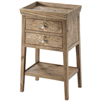 Theodore Alexander CB50051.C062 Ardern 24 X 14 inch Echo Oak Accent Table
