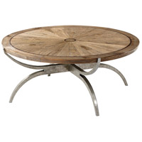 Theodore Alexander CB51033.C062 Weston 45 X 45 inch Echo Oak Cocktail Table