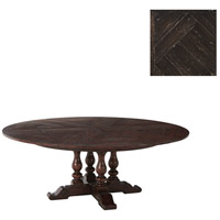 Sylvan 78 inch Antique Wood Dining Table Home Decor