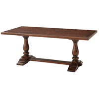 Theodore Alexander CB54002 A Rustic Companion 78 X 38 inch Kitchen Table