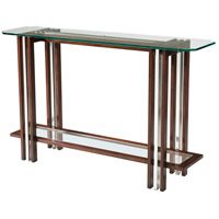 Theodore Alexander KENO5313 Doubles III 60 X 14 inch Maple Console Table
