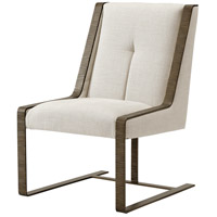 Theodore Alexander MB1001.1AQI Madre Foundry Dining Chair