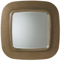 Lagoon 50 X 50 inch Bronze Wall Mirror Home Decor