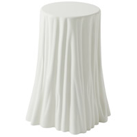 Draper 21 X 16 inch Pear Lacquer Accent Table