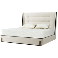 Brougham Derby Brown Bed, King Size