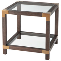 Theodore Alexander TAS50007.C076 TA Studio No. 1 25 X 25 inch Side Table