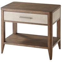 Theodore Alexander TAS50008.C079 TA Studio No. 2 28 X 25 inch Side Table