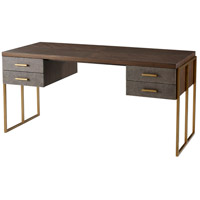 Theodore Alexander TAS71008.C096 TA Studio No. 4 63 X 27 inch Writing Table