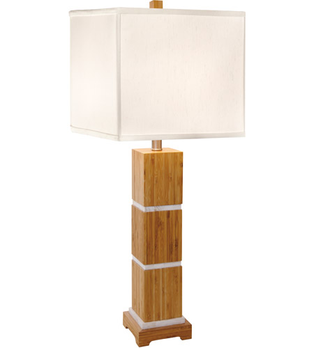 Table Lamp In Satin W Brushed Nickel