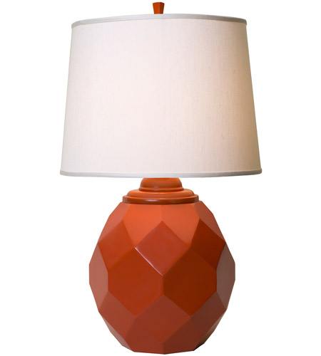 Table Lamp In Satin Poppy 1167 Asl 2124