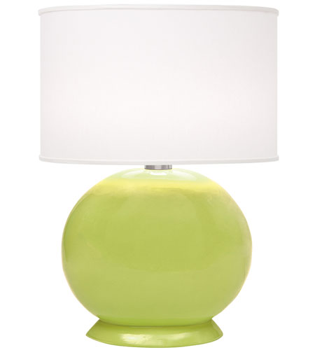 Thumprints Cartman 1 Light Table Lamp in High Gloss Lime 1158-ASL-2112 photo