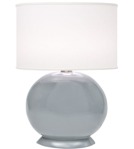 Thumprints Cartman 1 Light Table Lamp in High Gloss Slate Grey 1160-ASL-2112 photo