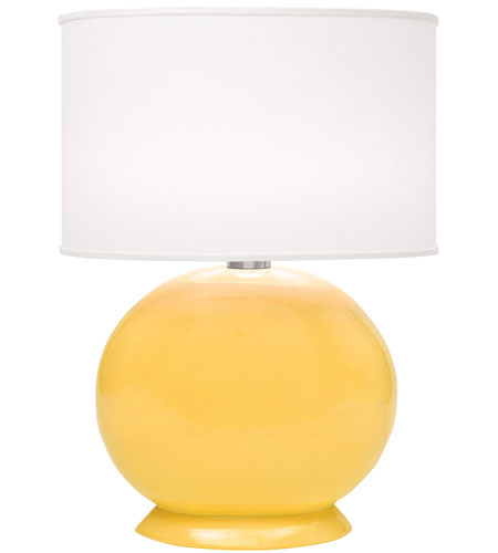 Thumprints Cartman 1 Light Table Lamp in High Gloss Sunflower 1159-ASL-2112 photo