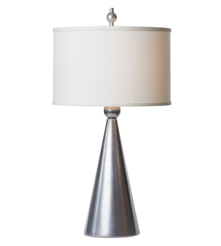 Thumprints Jolly Pop 1 Light Table Lamp in Metalic Silver 1184-ASL-2134 photo