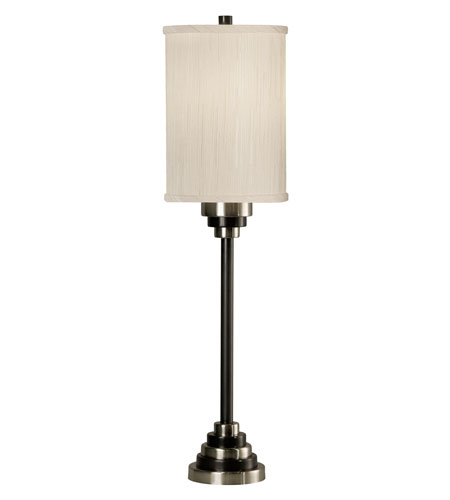Thumprints Manhattan 1 Light Table Lamp in Oil Rubbed Bronze 1116-C10-2082 photo