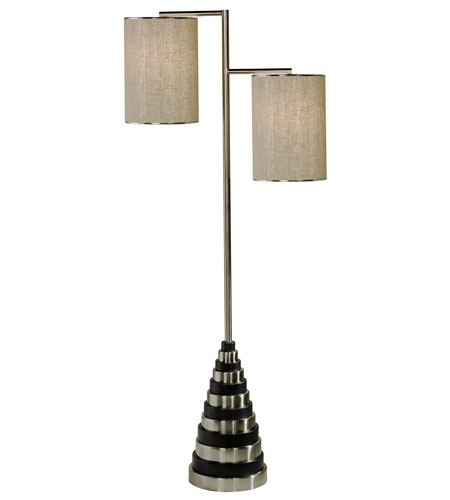 Thumprints Orthos 2 Light Floor Lamp in Oil Rubbed Bronze 1122-ASL-2089 photo