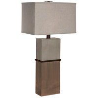 Taurus 30 inch 150 watt Brushed Nickel,Antique Copper,Dark Bronze Table Lamp Portable Light