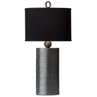 Thumbprints Reflection 1 Light Table Lamp in Pewter 1164-ASL-2121