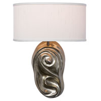 Thumprints Cascade 1 Light Sconce in Milano Silver 1185-ASL-2135