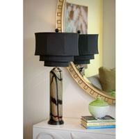Thumbprints Pisa Table Lamp in Black 1016-C05-TL01 photo thumbnail