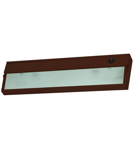 Bronze Aurora Cabinet Lighting