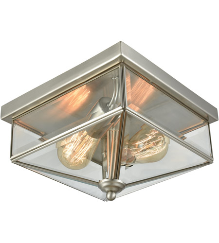 Brushed Nickel Outdoor Ceiling Lights