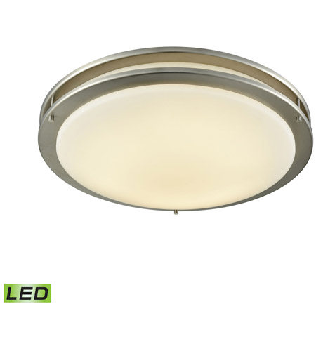 Thomas Lighting CL782032 Clarion LED 18 inch Brushed Nickel Flush Mount Ceiling Light photo thumbnail