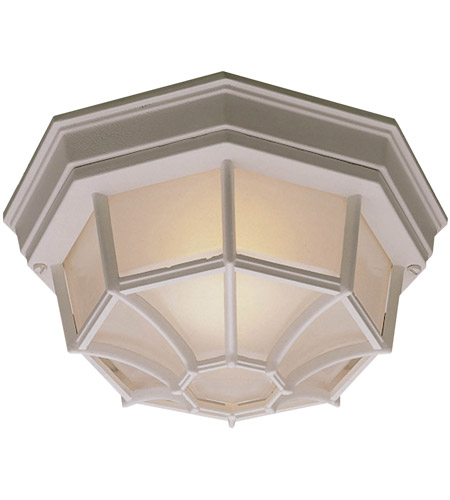 Matte White Outdoor Ceiling Lights