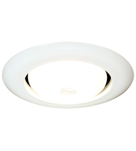 Thomas Lighting Tr40w Recessed 8 Inch Matte White Under Cabinet Utility