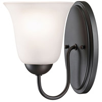 Conway 1 Light 6 inch Oil Rubbed Bronze Wall Sconce Wall Light