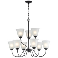 Thomas Lighting 1259CH/10 Conway 9 Light 26 inch Oil Rubbed Bronze Chandelier Ceiling Light