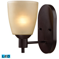 Jackson LED 5 inch Oil Rubbed Bronze Wall Sconce Wall Light