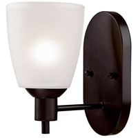 Jackson 1 Light 8 inch Oil Rubbed Bronze Wall Sconce Wall Light