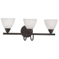 Tia 3 Light 23 inch Painted Bronze Wall Sconce Wall Light