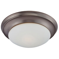 Thomas Lighting 190033715 Essentials 2 Light 14 inch Oiled Bronze Flush Mount Ceiling Light