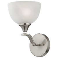 Bristol Lane 1 Light 6 inch Brushed Nickel Wall Sconce Wall Light