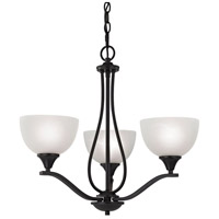 Thomas Lighting 2103CH/10 Bristol Lane 3 Light 23 inch Oil Rubbed Bronze Chandelier Ceiling Light